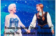'Frozen'-Inspired Stage Musical Coming to California Adventure in 2016