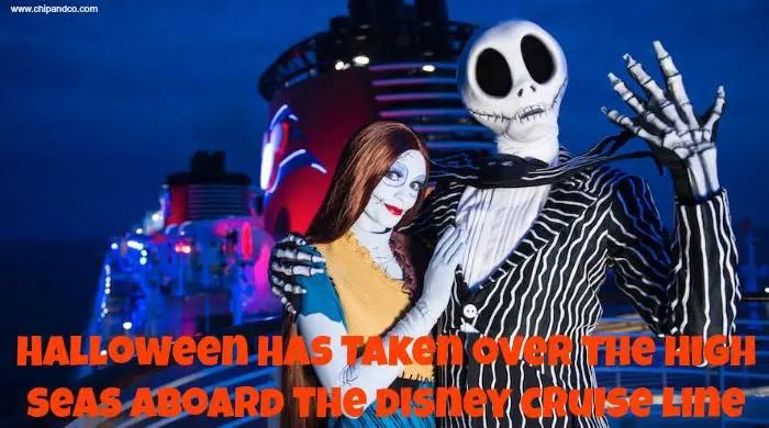 Halloween Has Started On the High Seas!