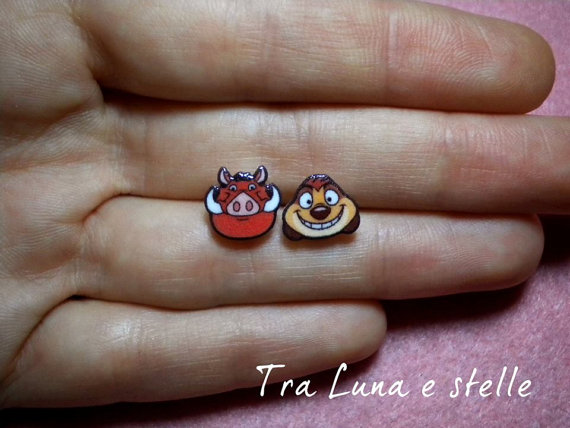 Disney Finds – Handmade Disney Earrings
