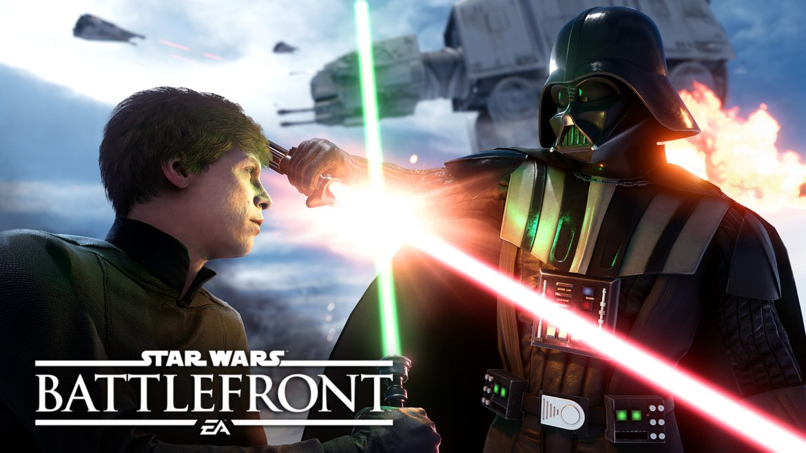 Star Wars Battlefront Review for Xbox One