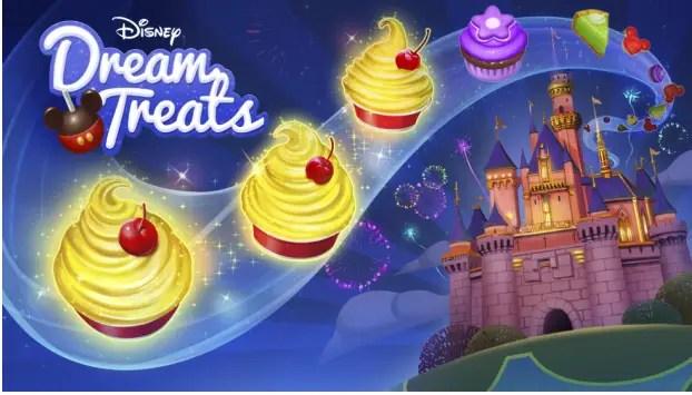 Disney Interactive Introduced a New Disney Dream Treats App