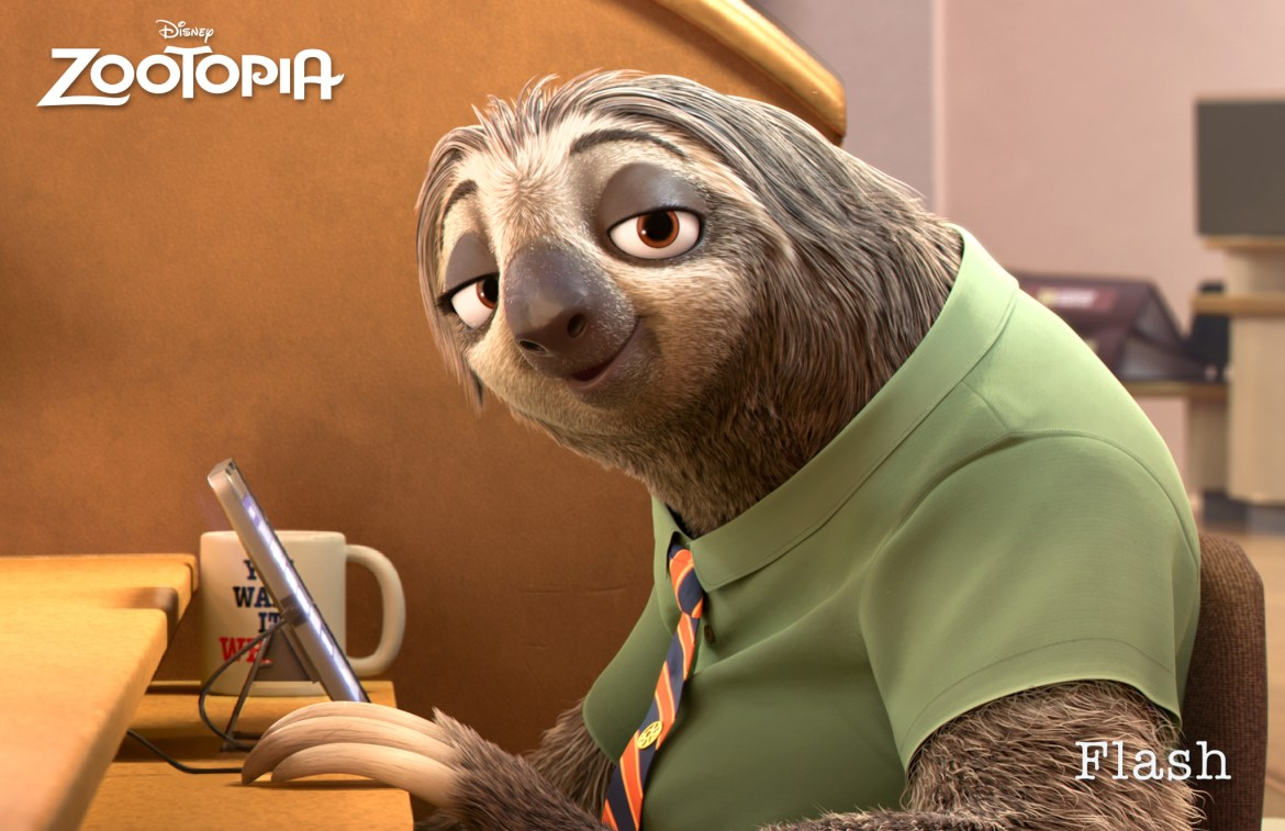 New Trailer for Zootopia Is Full Of Fun and Laughs