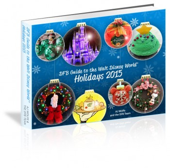 Pre-order the DFB Guide to the Walt Disney World Holidays 2015