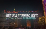 Save the Osborne Family Spectacle of Dancing Lights