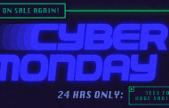 Get a head start... Cyber Monday starts right now on Tee Public