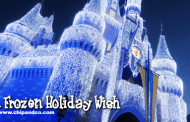 A Frozen Holiday Wish: Holiday Castle Lighting Ceremony Coming Soon
