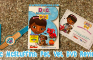 Doc McStuffins: Pet Vet DVD Review