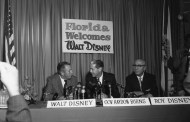 50 Years Ago Today Walt Disney World was Announced