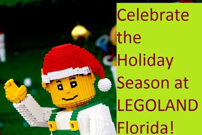 Celebrate the Holiday Season at LEGOLAND Florida