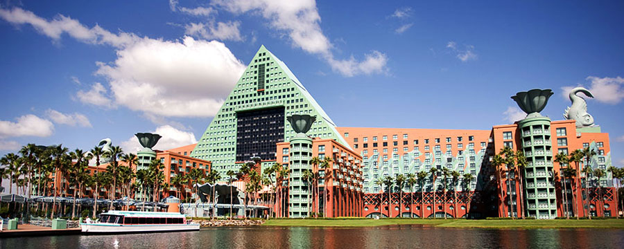 Disney Guest Files Suit Claiming She Was Injured by Falling Speaker at Swan and Dolphin Resort