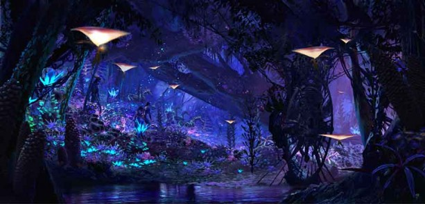 New details on Pandora emerge with family-friendly attraction called Na'vi River Journey