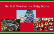 The Best Disneyland Park Holiday Itinerary