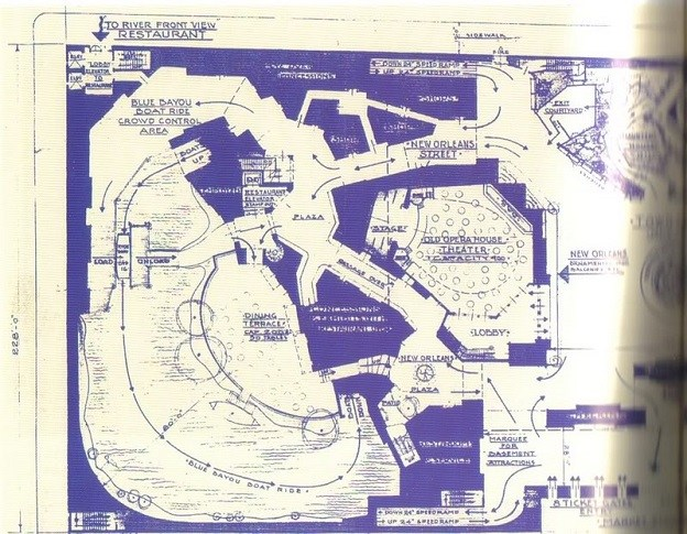 The Blueprints for a Potential Disney Park in St. Louis Sold for Big Money