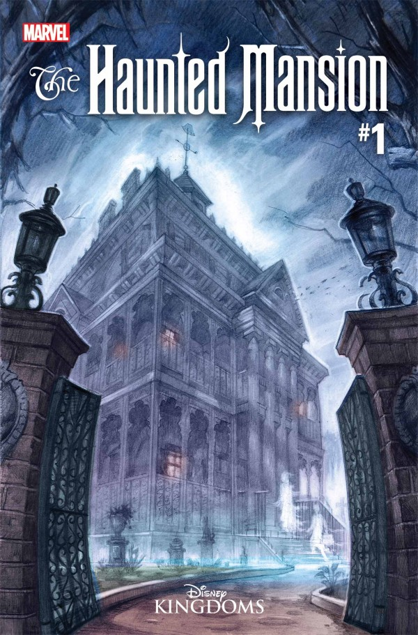 Marvel Comics Welcomes The Haunted Mansion!