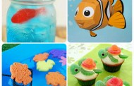 Disney DIY – Host a fun Finding Nemo themed Movie Night!