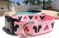 Puptastic Handmade Disney Collars for Your Furry Friends