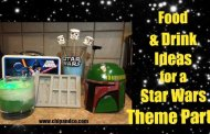 Food & Drink Ideas for a Star Wars Theme Party