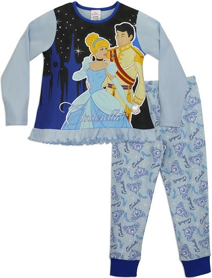 Cinderella Pajamas Party for All Ages