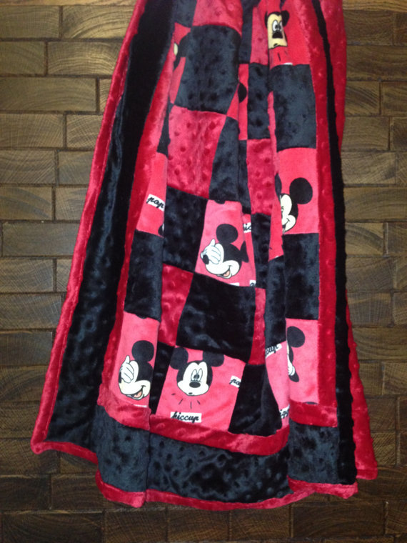 Stay Warm and Cuddly With Personalized Disney Blankets