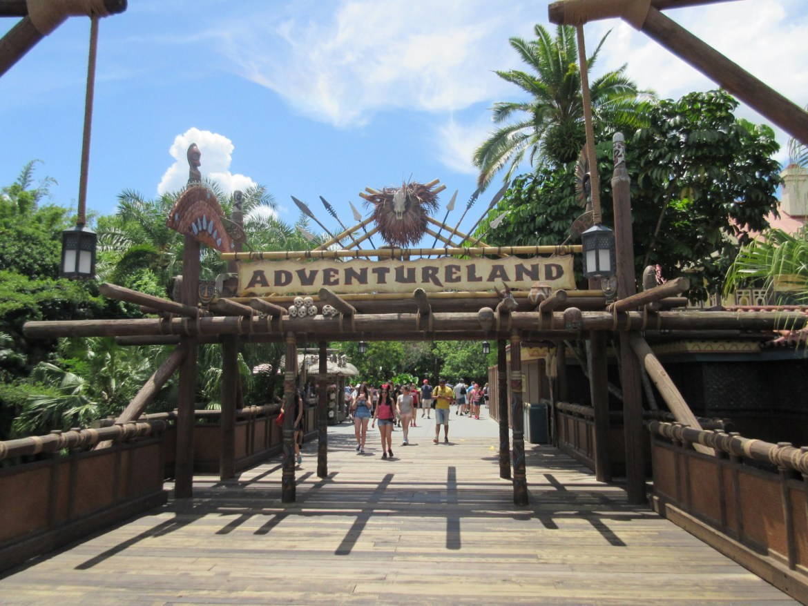 """Rumors of a Fourth """"Mountain"""" Coming to Adventureland"""