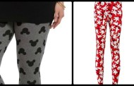 Fabulously Fun Mickey and Minnie Mouse Leggings You'll Fall in Love With