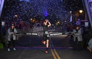 Nick Arciniaga Wins Star Wars Half Marathon at Disneyland for Second Year in a Row