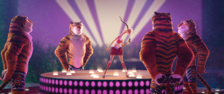 Disney Fans Love That Shakira's Super Bowl Costume Matches Her Character in 'Zootopia'