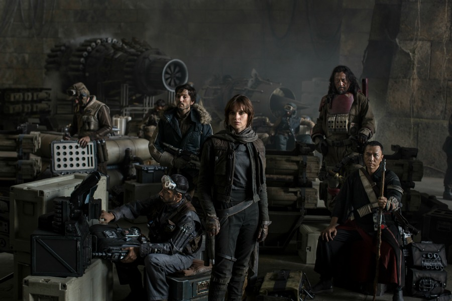 Walt Disney Studios Takes Top Spots of Most Anticipated Movies of 2016