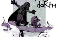 Calvin & Hobbes Star Wars Force Awakens Mash Up Series