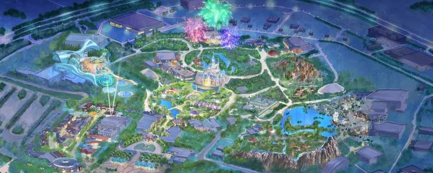 Shanghai Disneyland tickets go on sale March 28th