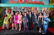 Zootopia Hollywood Premiere At El Capitan Theater