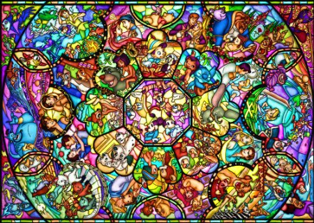 Enchanting Disney Puzzles That Are Works of Art