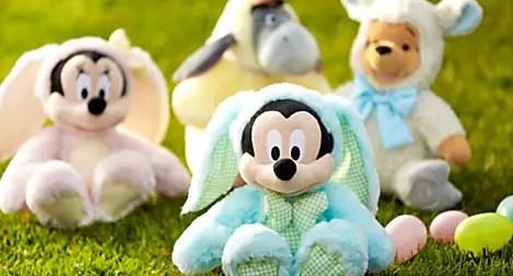Hopping Cute Disney Plush for Easter