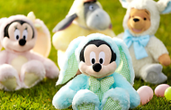 Hopping Cute Disney Plush for Easter