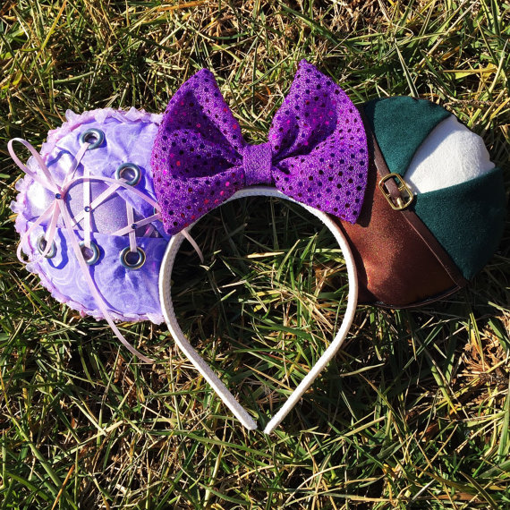 Disney Find – Unique Minnie Ears For Every Disney Lover