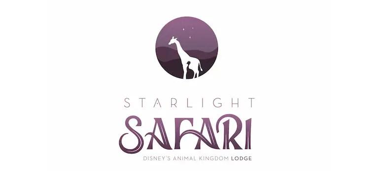 Experience the new Animal Kingdom Lodge Starlight Safari