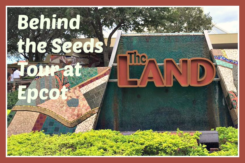Review: Behind the Seeds Tour at Epcot