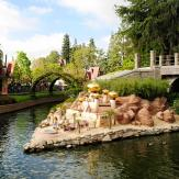 Storybook Canal boats
