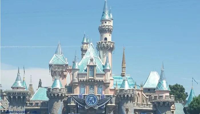 Stabbing outside Disneyland in California