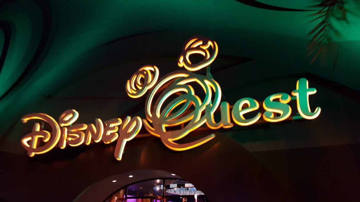 Is NBA pulling out of Disney Quest?