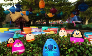 Egg-stravaganza Returns to Disney Parks in 2016