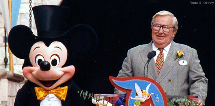 Disney Marketing Legend and first President Jack Lindquist has passed at age 88