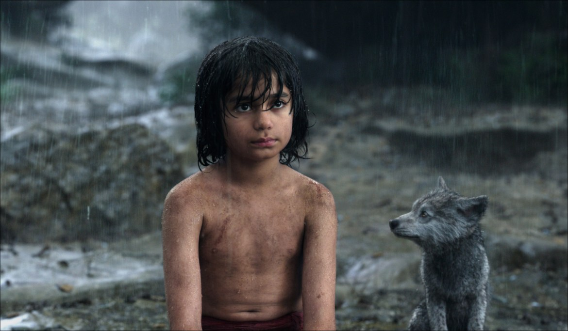 """A New Look For The Upcoming Live Action """"The Jungle Book"""""""