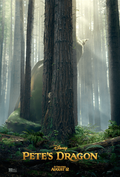 Disney's Pete's Dragon first look