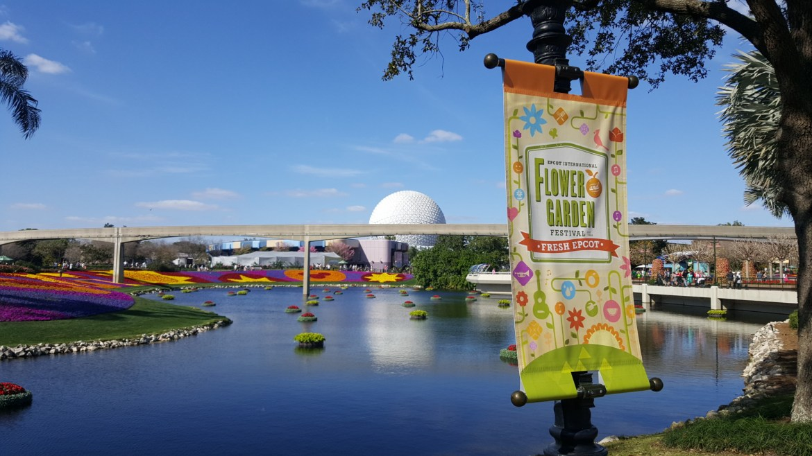 Spring is Heating Up at Walt Disney World
