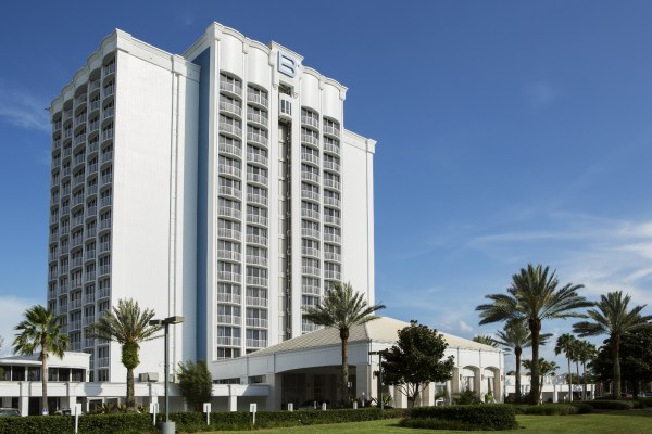 Disney Springs resort area hotel