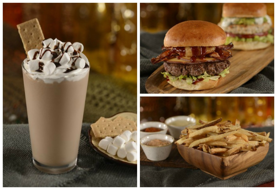 D-Luxe Burger Restaurant in Disney Springs Opening this May