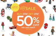 Build the Best Baskets Ever with the Buy One, Get One 50% off Toys Sale at Disney Store