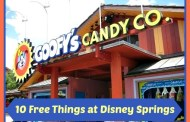 10 Free Things at Disney Springs