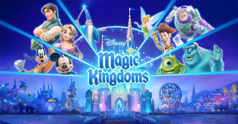 New Trailer and Information for Disney Magic Kingdoms Game